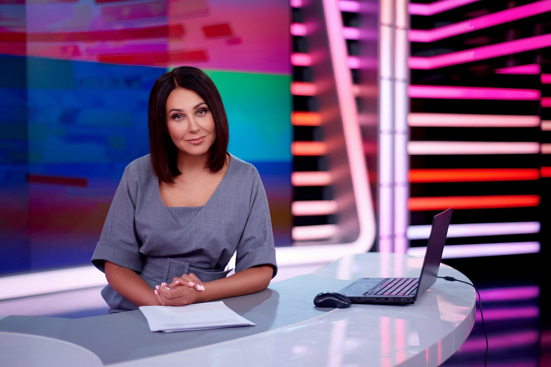 Наталья Мосейчук проведет выездной выпуск ТСН  из Лондона в день королевской свадьбы