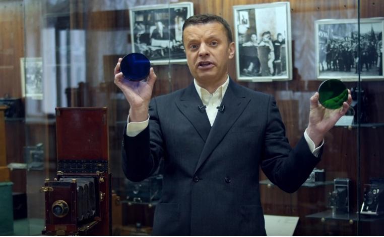 «Цвет нации»: Парфенов неожиданно выложил в сеть авторский фильм