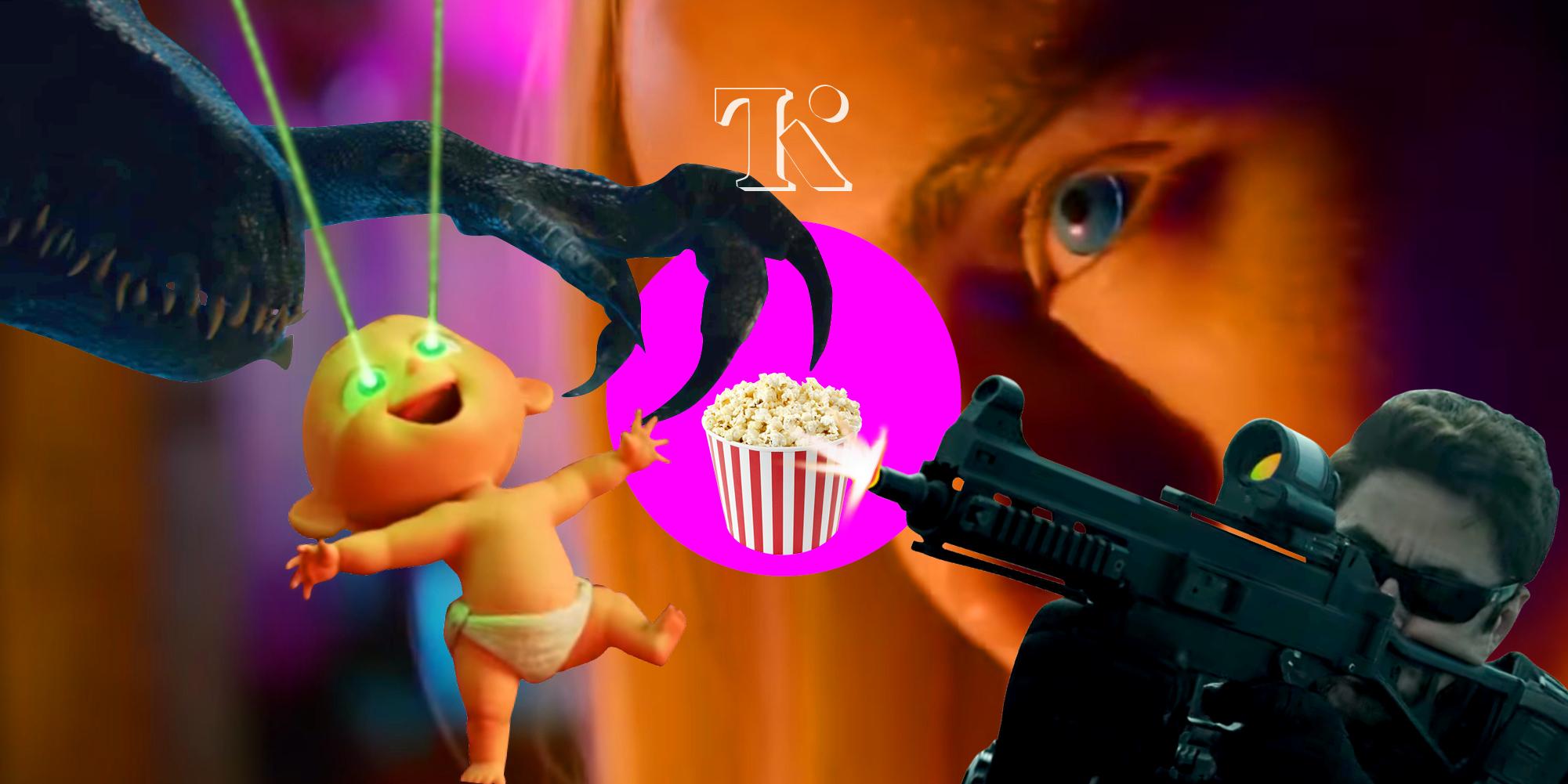 Что смотреть в кинотеатрах в июне