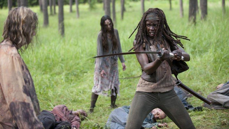 Главными героями нового сезона «Ходячих мертвецов» станут женщины
