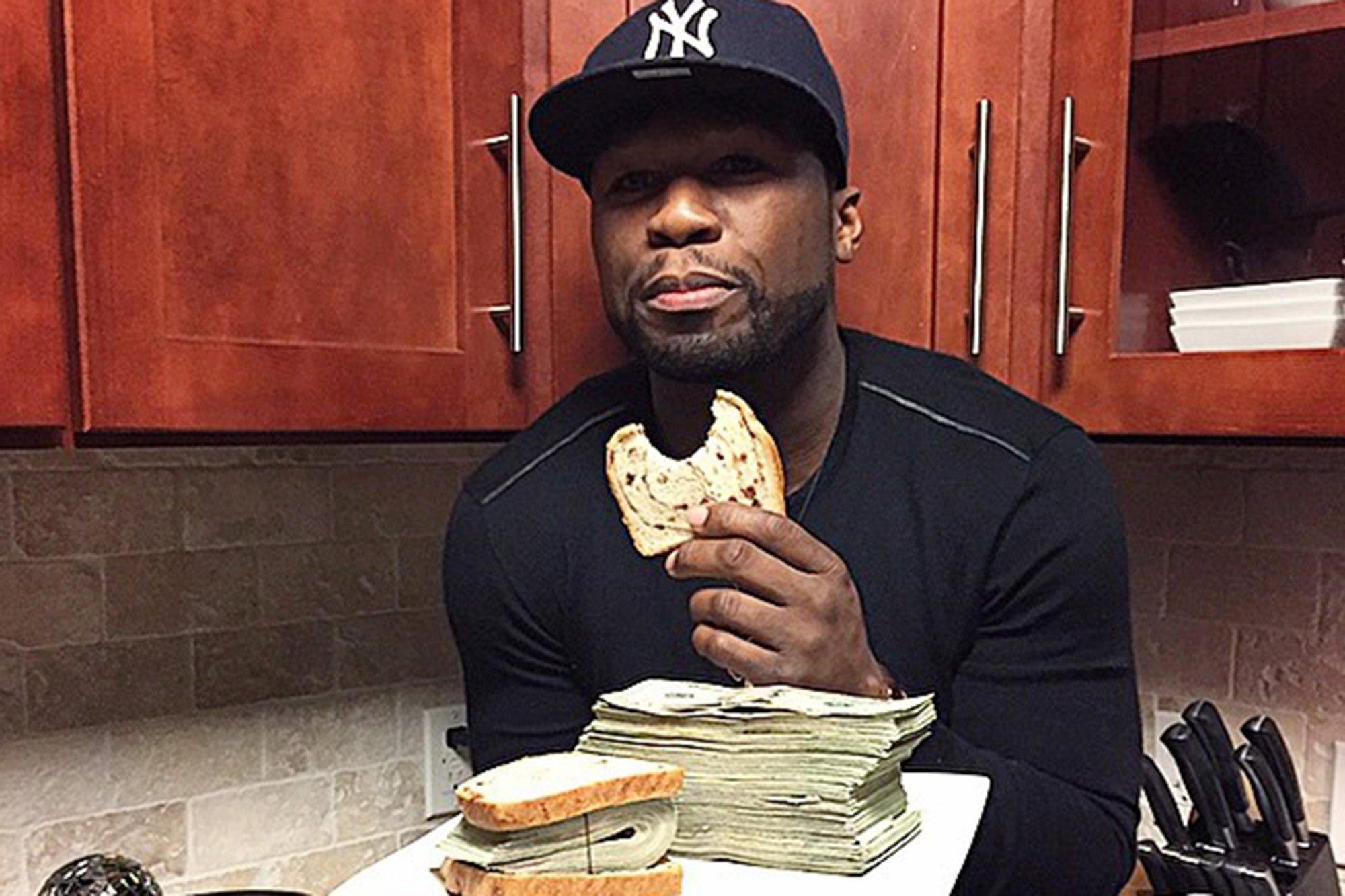 50 Cent продал последний альбом за биткоины и разбогател
