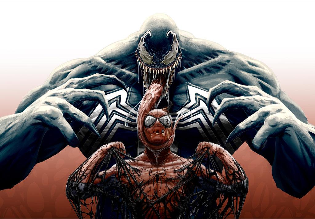 Человек-паук выразил желание сразиться с Веномом