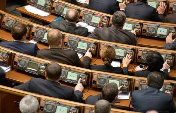 Рада отказалась отменить постановление о санкциях к «112 Украина» и NewsOne