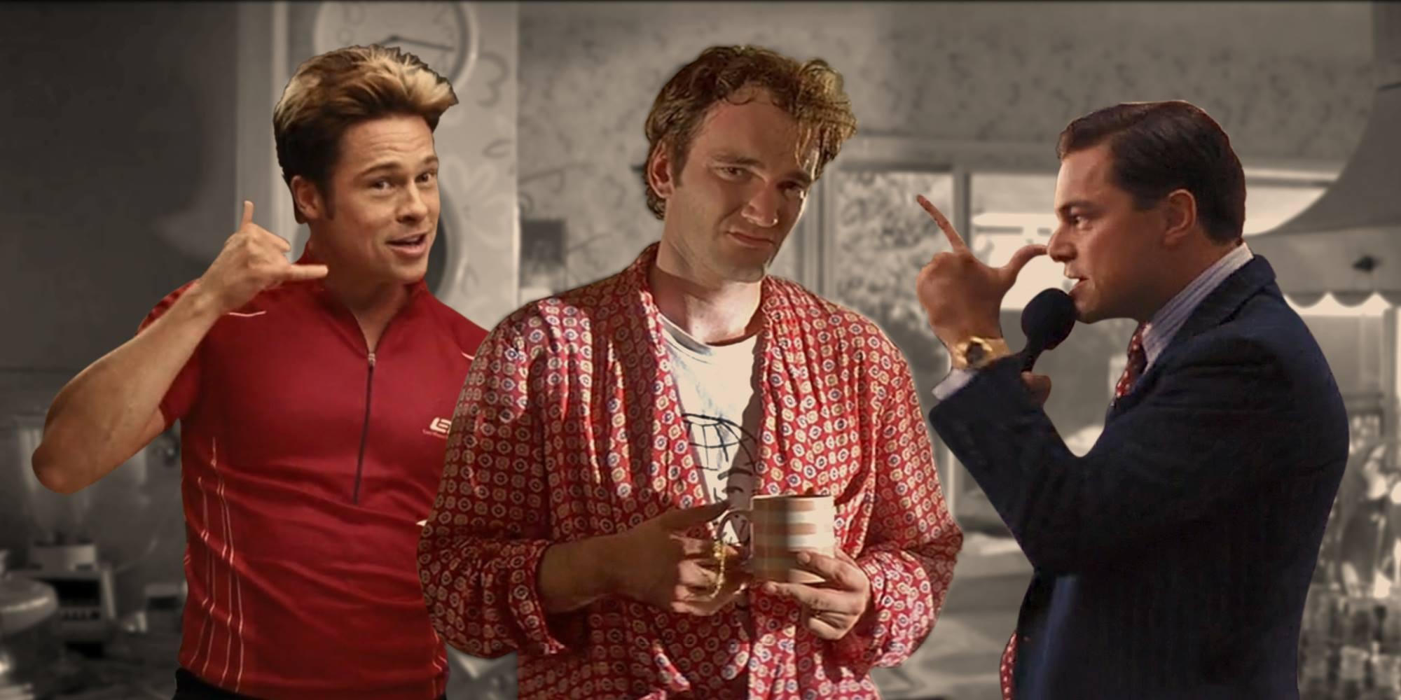 Брэд Питт, Леонардо Ди Каприо и Квентин Тарантино объединятся ради съемок нового фильма