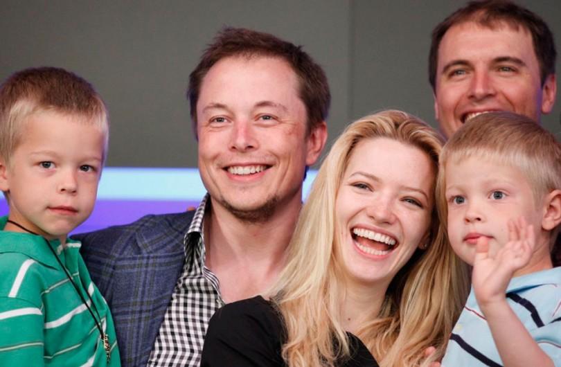 О, счастливчик: Илон Маск отвез детей на съемочную площадку «Игры престолов»