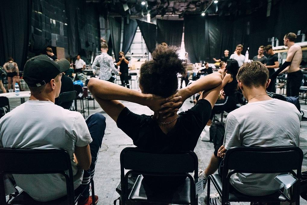 В кастинге «Танців з зірками» участвовали звезды балета The Great Gatsby