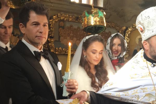 Бывшая жена Андрея Джеджулы побывала у него на свадьбе в качестве гостя