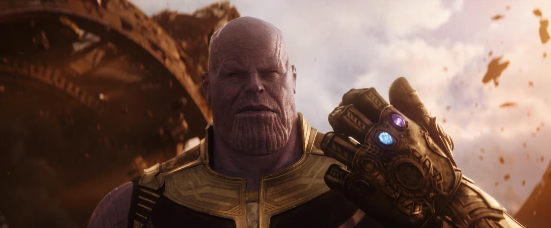 По собственному желанию: половина почитателей Таноса оказались забанены на популярном портале
