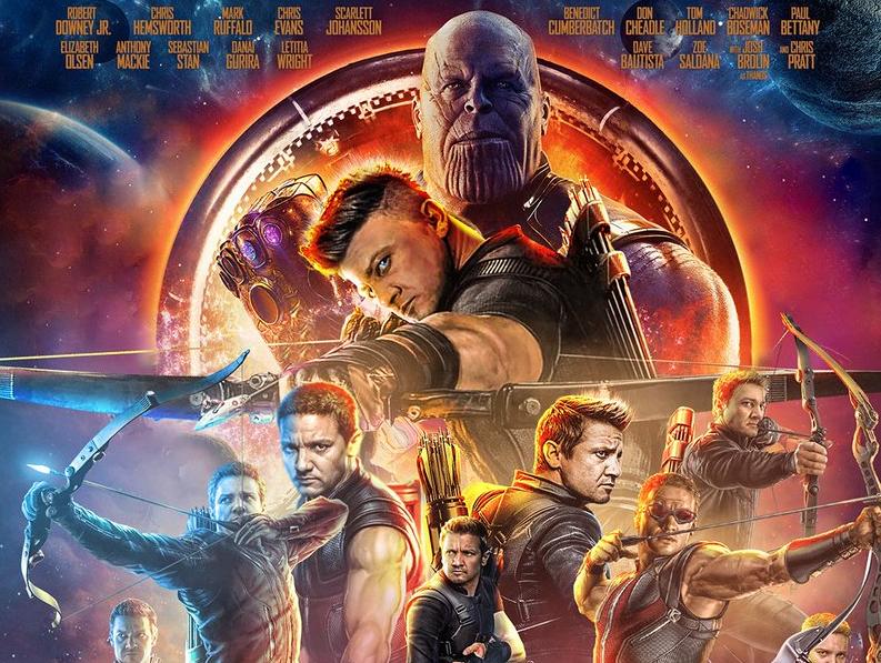 В бельгийском кинотеатре использовали кустарный постер «Мстителей»