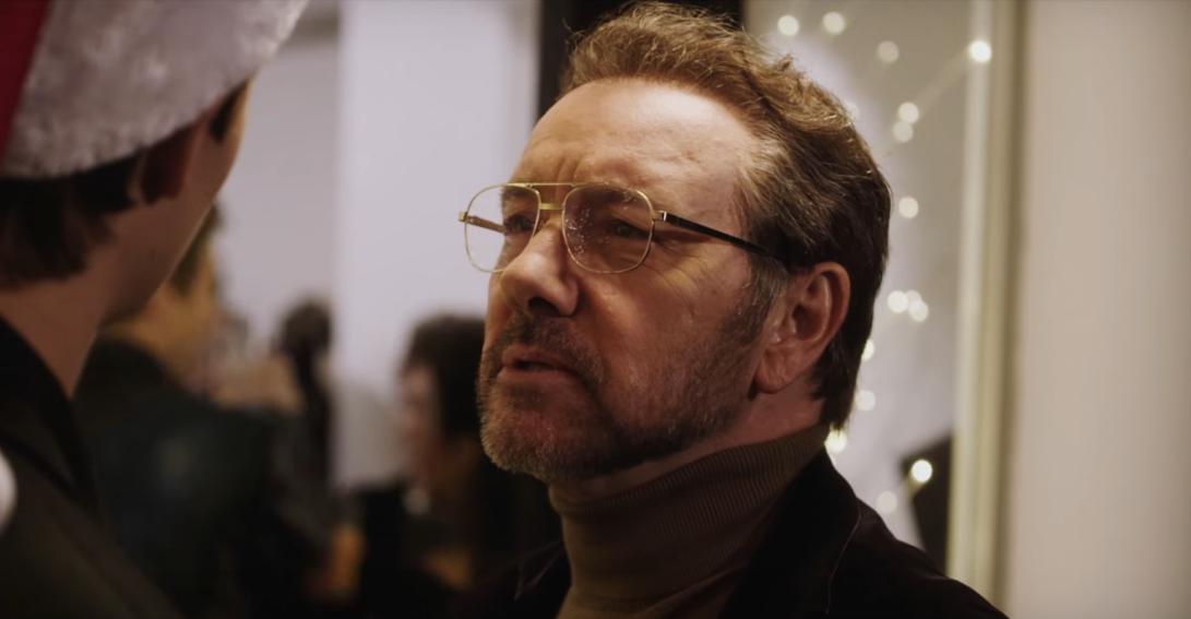 «Хай в них очі нах**н повилазять»: вышел украинский трейлер нового фильма с Кевином Спейси