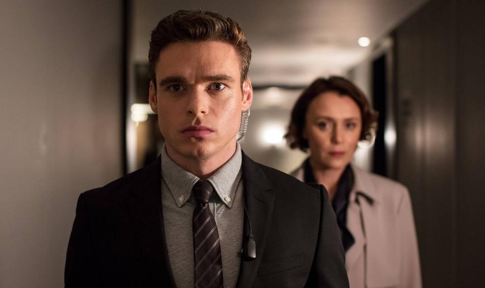 Феномен «Телохранителя»: как незамысловатый сериал побил рейтинговый рекорд