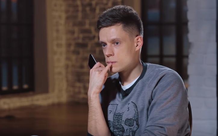 Главный интервьюер России «кайфонул» от выступления Монатика