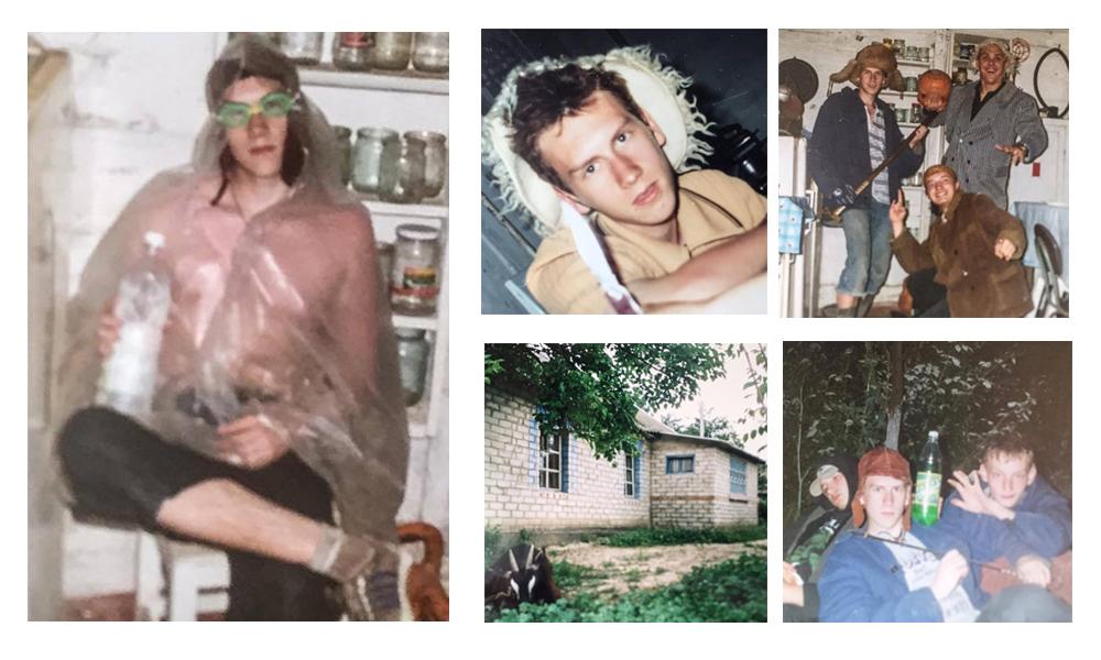 Водопад колошматил подростковый пенис Юрия Марченко