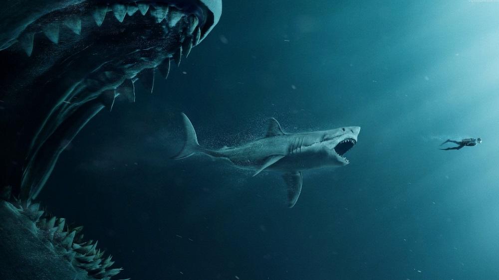 «Немного нелепый, немного трогательный»: критики поделились мнением о фильме «Мег: Монстр глубины»
