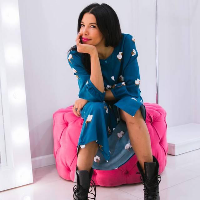 Каролина Ашион: «Я – украинка с темной кожей и открытой душой»