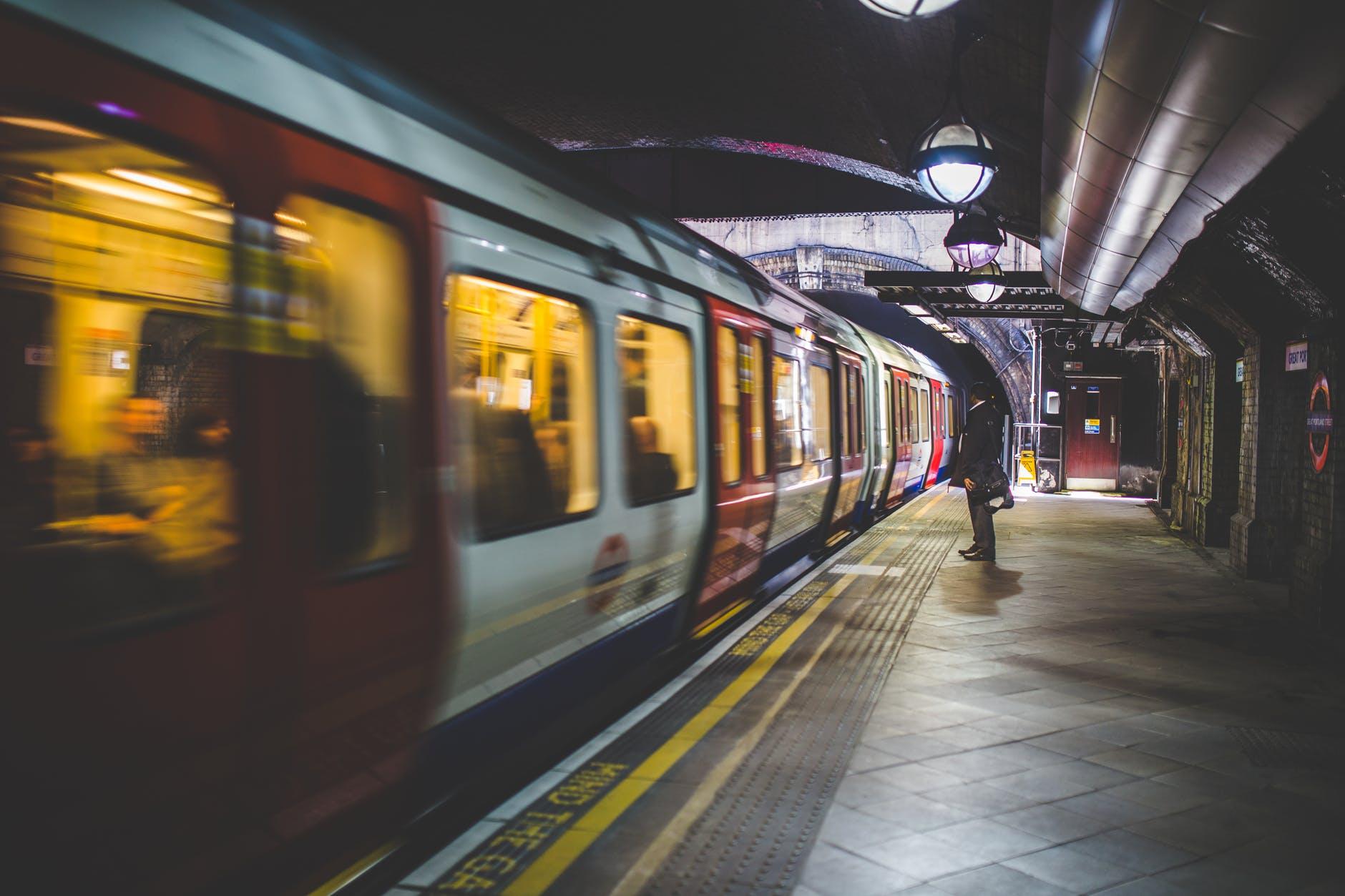 Euronews будут транслировать в лондонском метрополитене