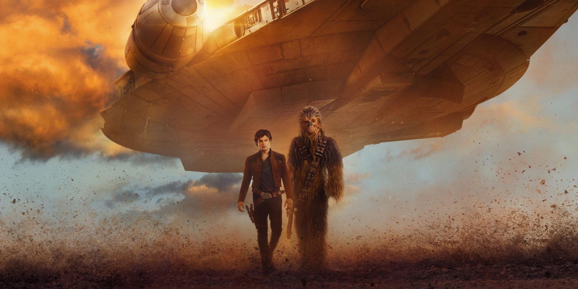 Чубакка не помог: новые «Звездные войны» показали худший результат среди всех фильмов франшизы