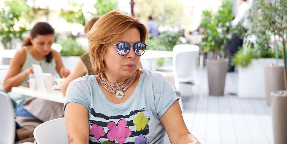 Наталья Влащенко: «Мне не нравится, что журналистов поделили на тех, кто «рука Кремля», и тех, кто – нет»