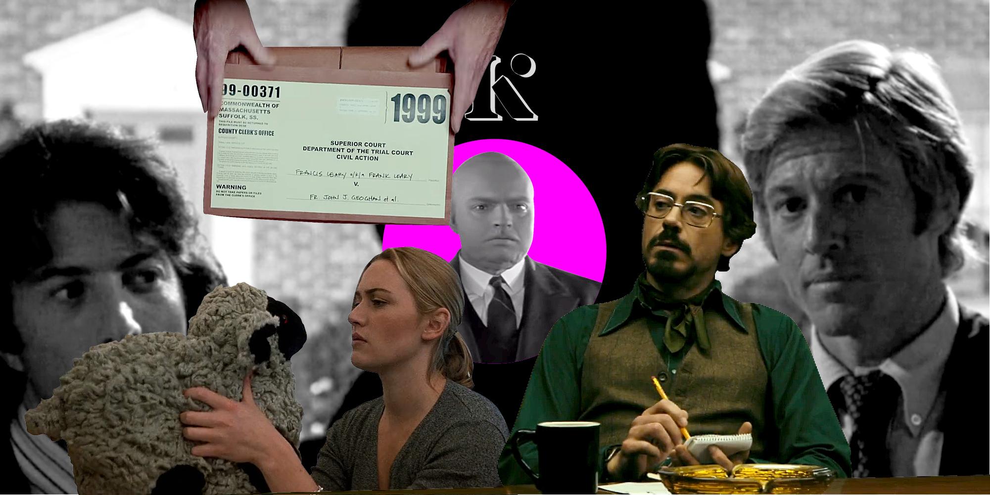 5 фильмов о журналистских расследованиях