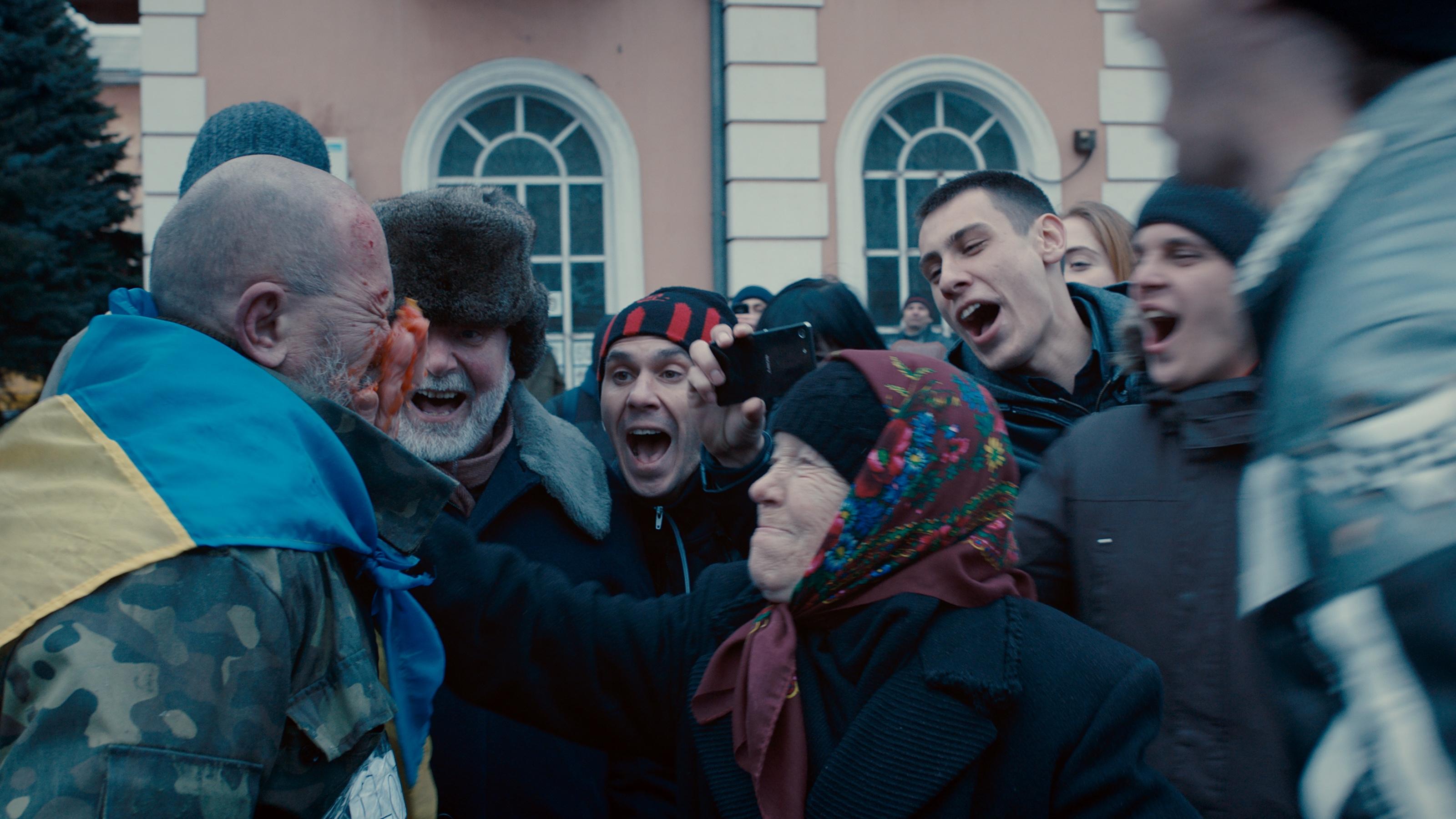В Каннах покажут украинский фильм о Донбассе
