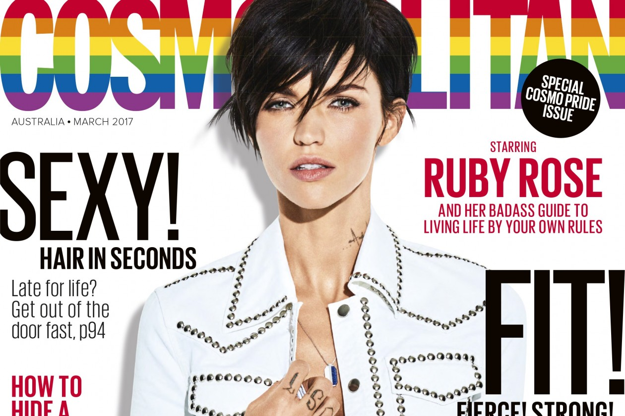 Первый пошел: Bauer Media закрывает австралийский Cosmopolitan