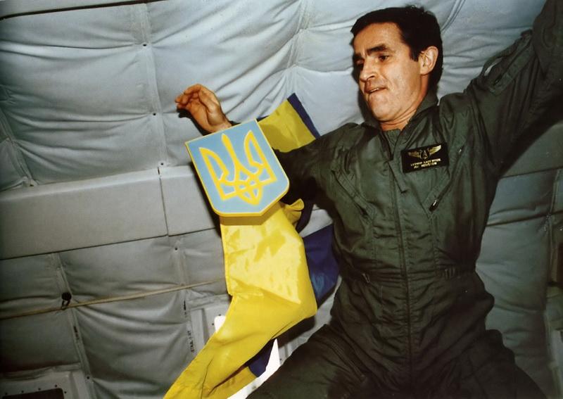 Во время утренней пробежки умер украинский космонавт Леонид Каденюк