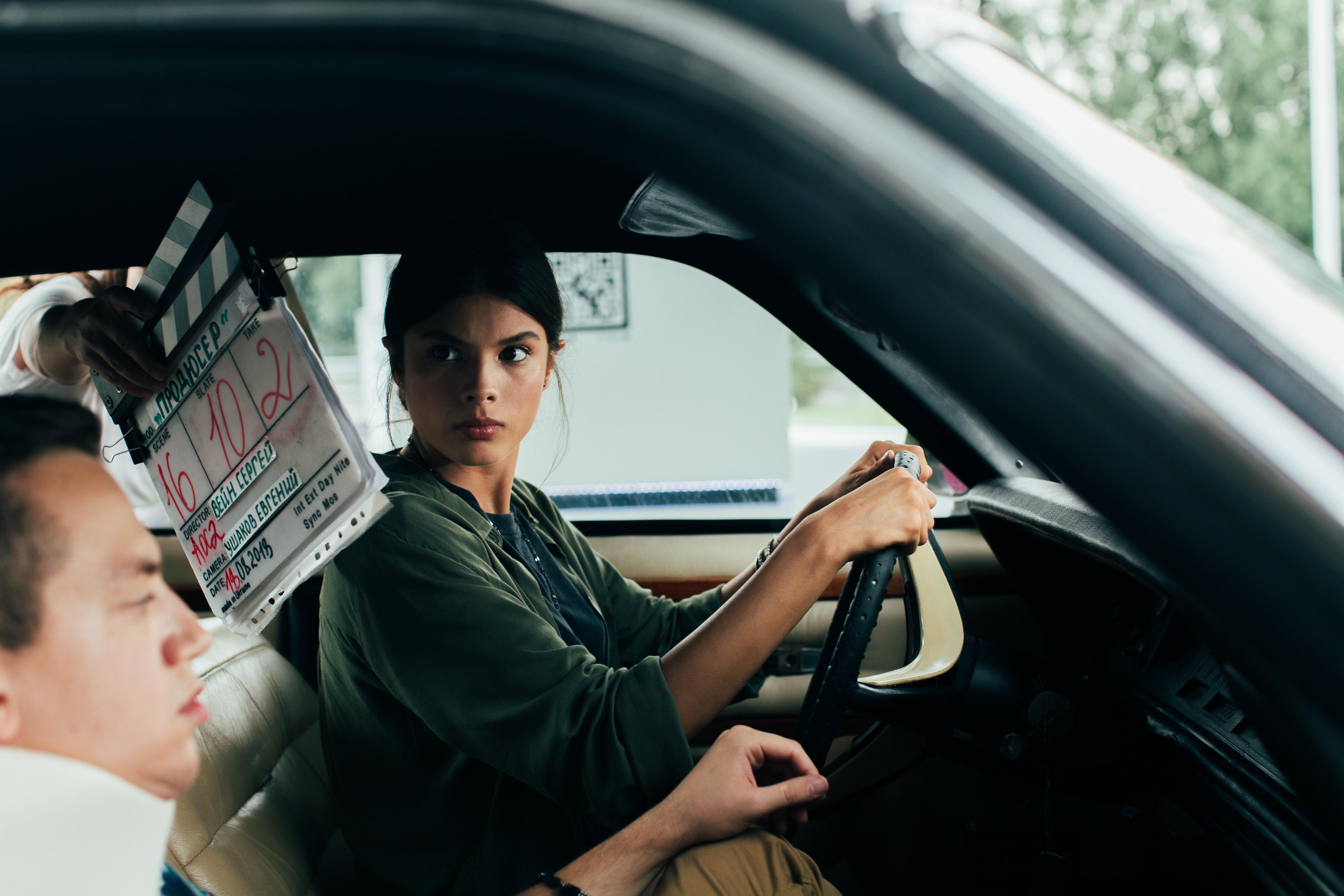 Мишель Андраде снова попробует себя в роли актрисы