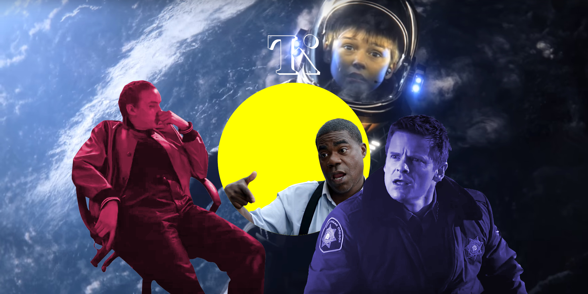 4 новых сериала апреля