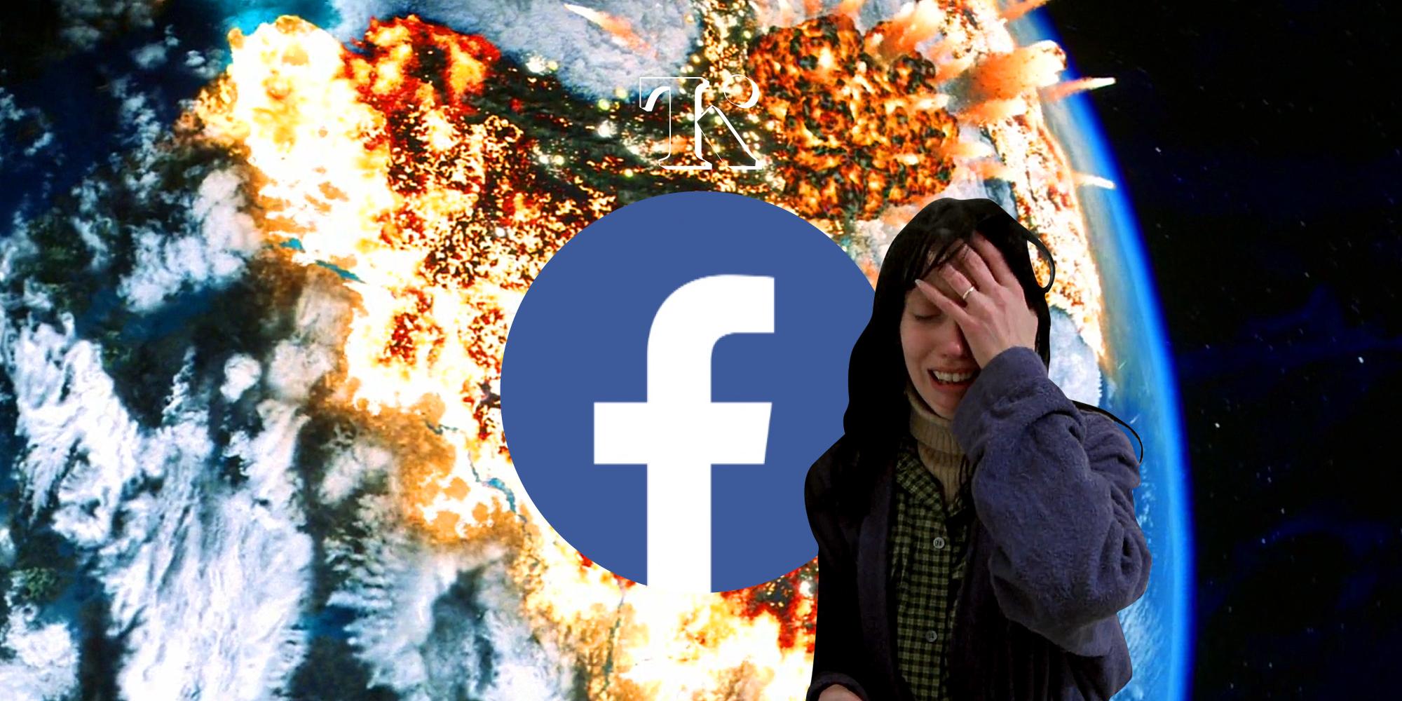 Апокалипсис сегодня: как скандал вокруг Facebook сотрясает мир