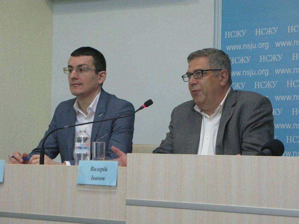 «Журналистам нужно вернуться к журналистике»: разговор с Валерием Ивановым
