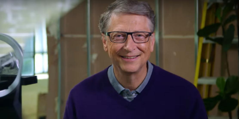 Билл Гейтс назвал лучшую книгу из прочитанных за 10 лет