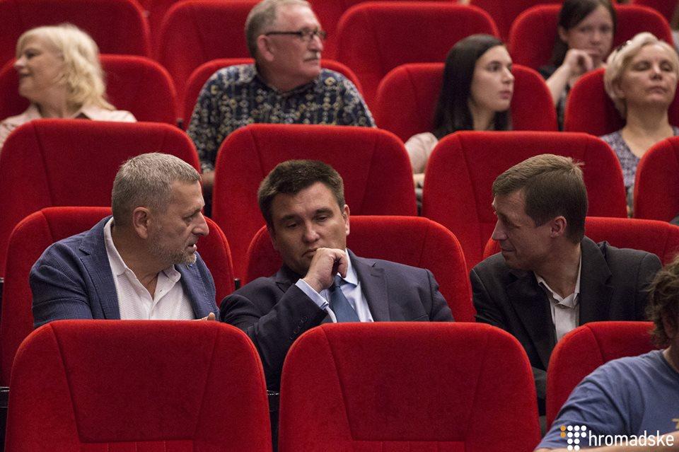 На благотворительном показе фильма о Сенцове и Кольченко собрали 20 тыс. гривен