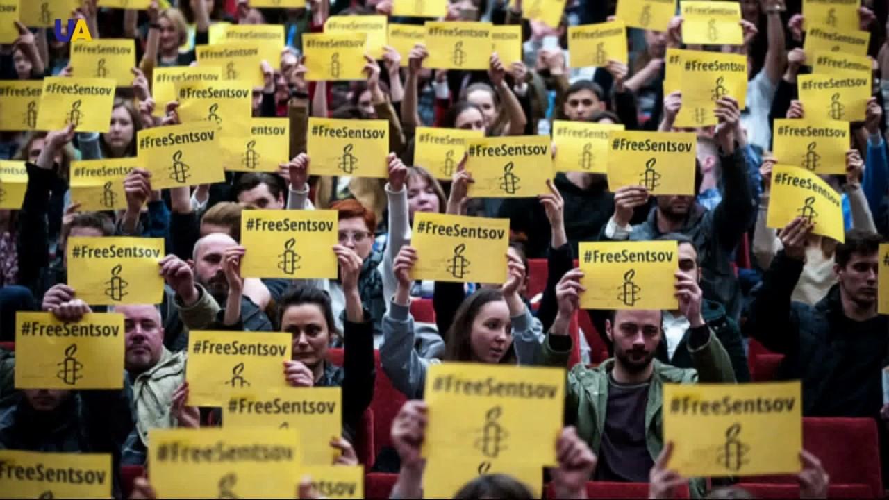 Европейская киноакадемия требует освободить Олега Сенцова