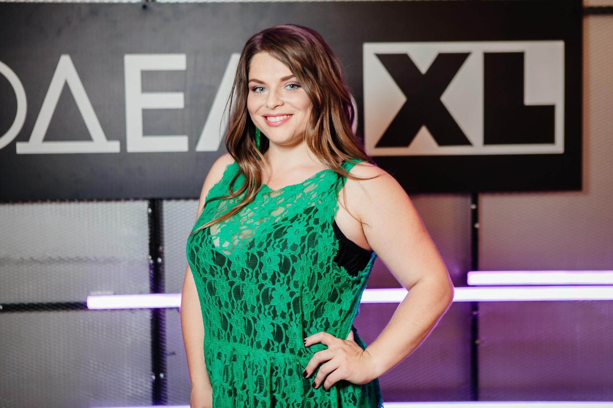 Ведущая «Сніданку» участвует в кастинге второго сезона шоу «Модель XL»