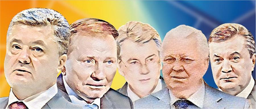 Тест: какой ты президент независимой Украины?