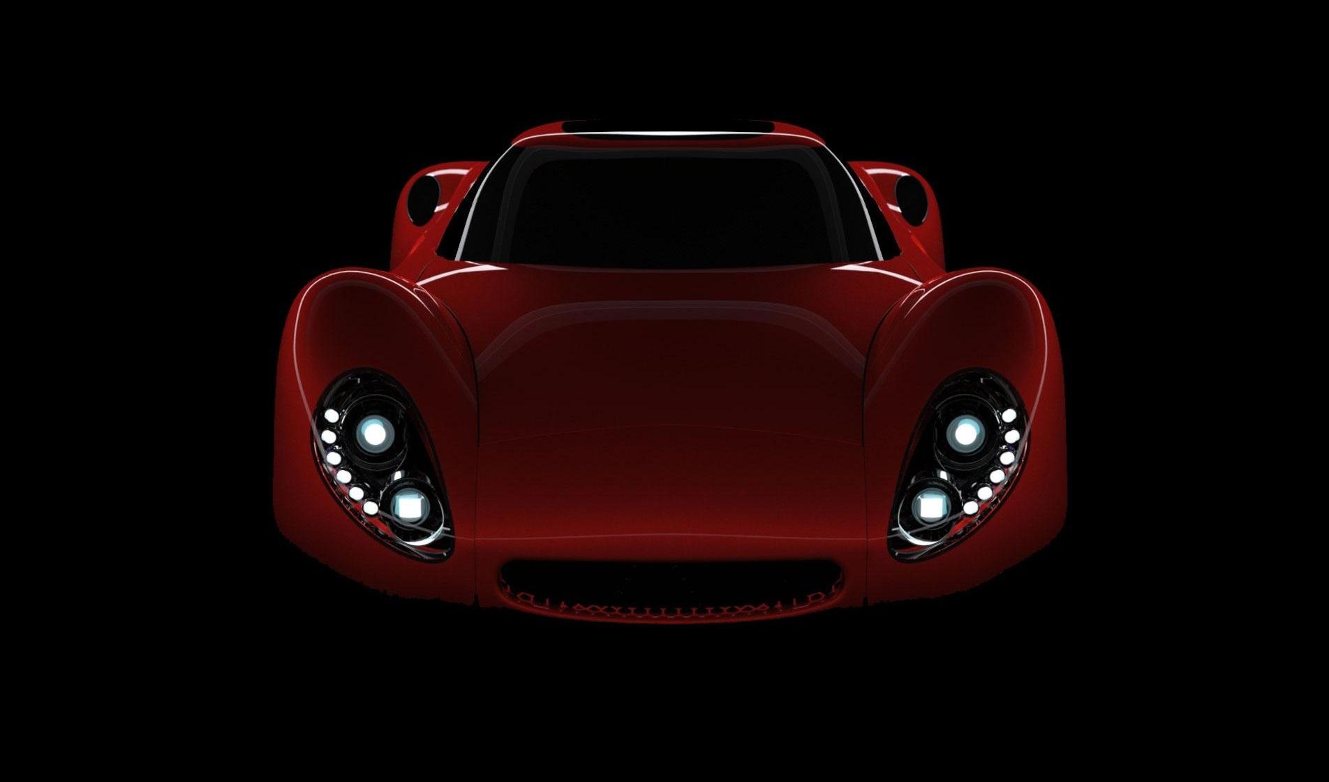 Ювелирная компания создаст самый быстрый автомобиль в мире