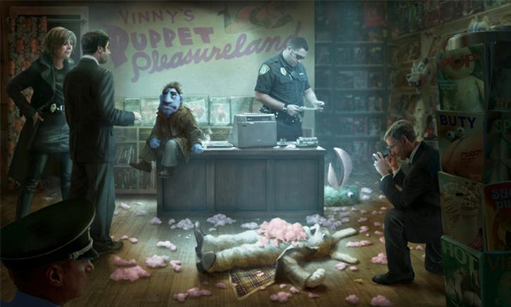Создатели «Улицы Сезам» подают в суд на фильм-пародию с матерящимися куклами-наркоманами