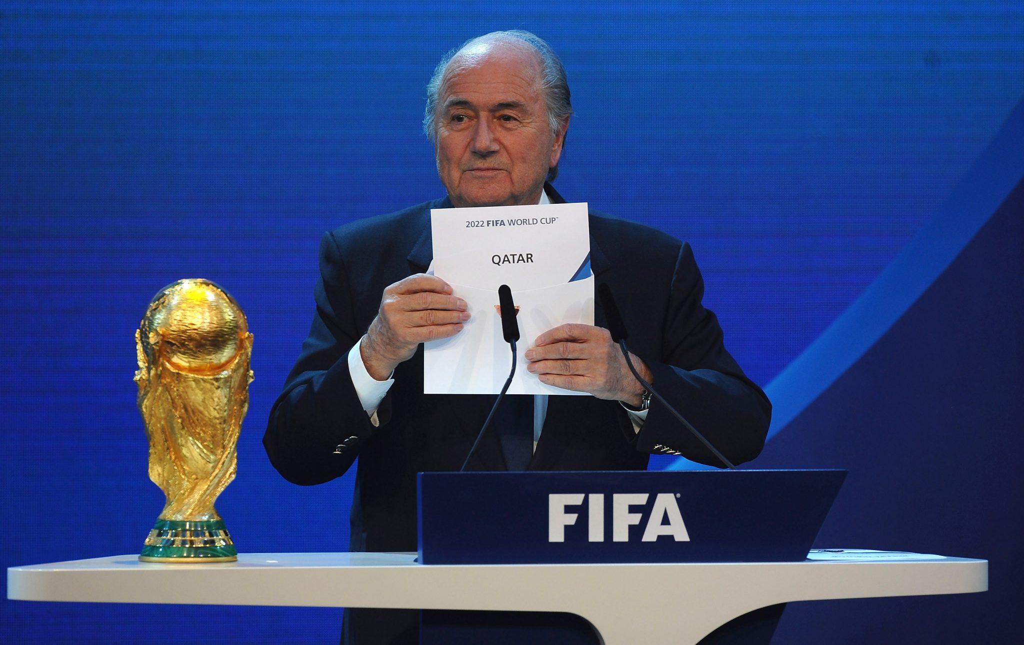 Любой ценой: ради проведения ЧМ-2022 Катар очернял конкурентов