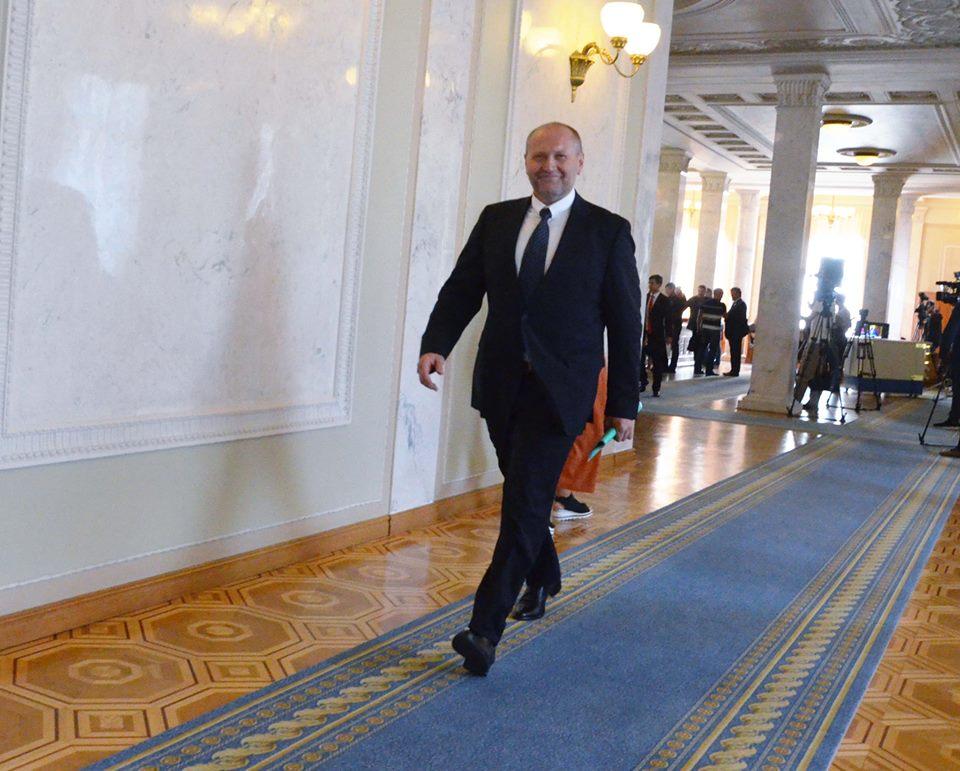 Депутат Береза хочет вернуть квоту на политическую рекламу на ТВ и радио