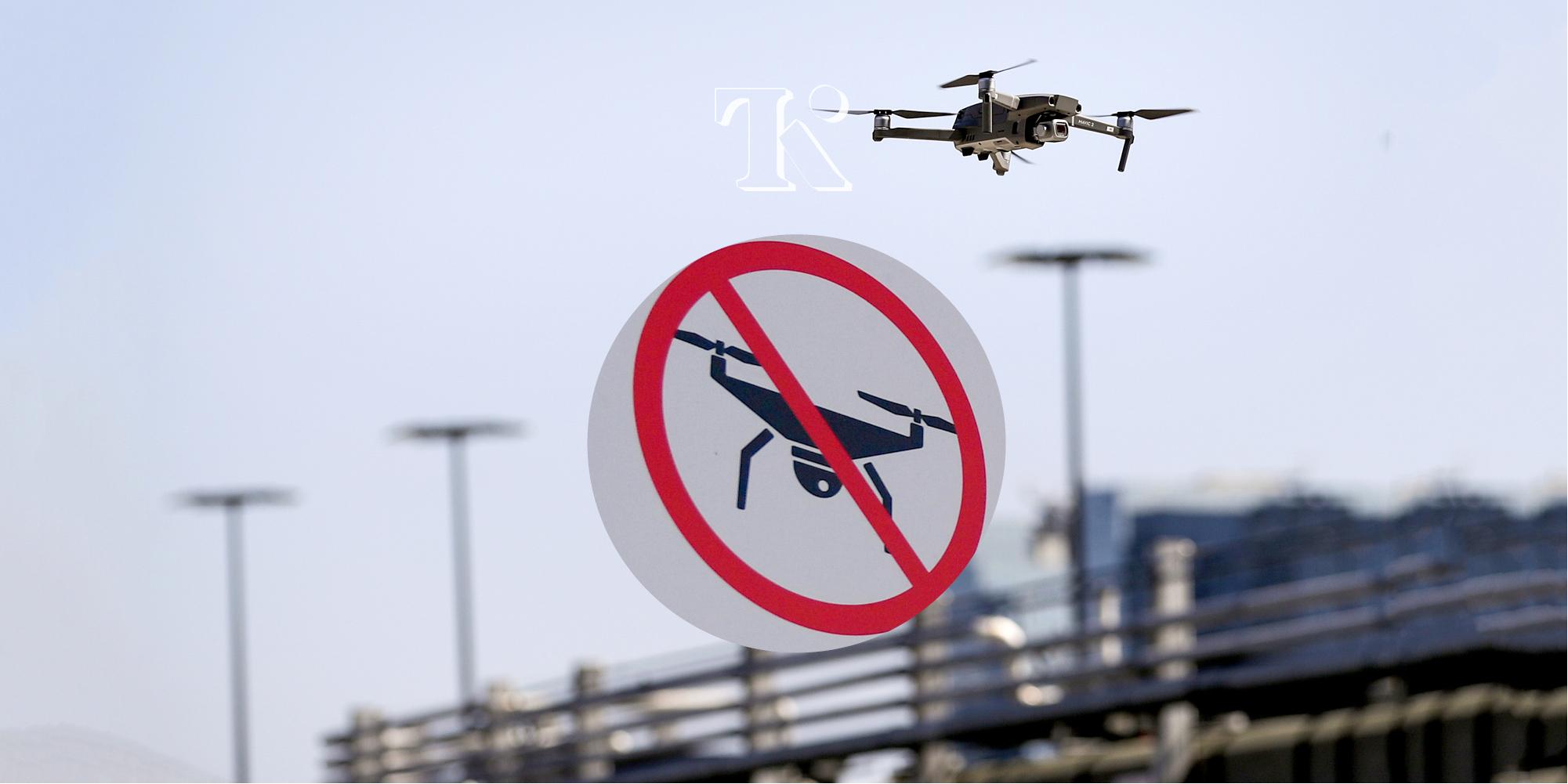 Как медиа могут бороться за право использовать дроны