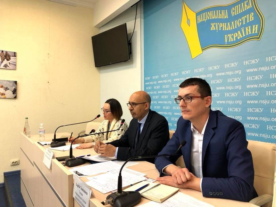 НСЖУ: ситуация со свободой слова в Украине остается тревожной