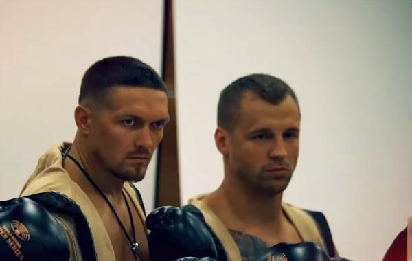 Бой Александра Усика покажут в прямом эфире на  «Интере»