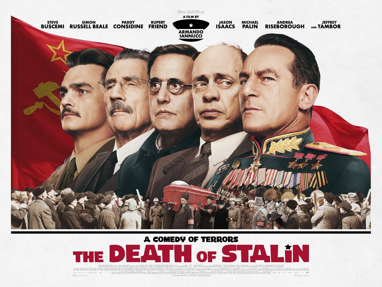 «Смерть Сталина» выйдет в украинский прокат 25 января