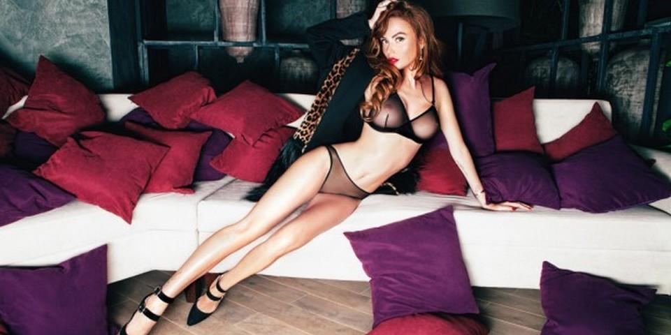 Слава из «НеАнгелов» снялась в эротической фотосессии для XXL
