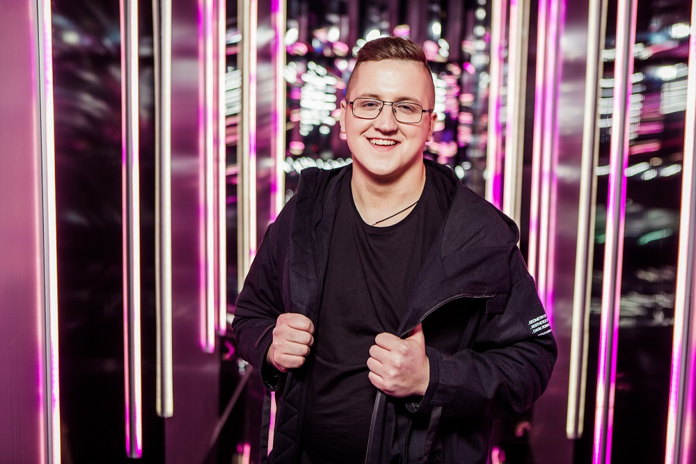 Ради участия в шоу «Голос країни 8» вокалист похудел на 28 килограммов