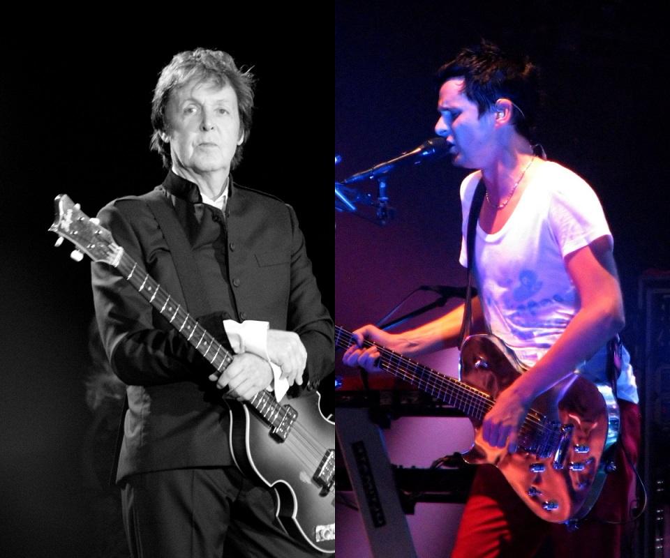 Пол Маккартни и музыканты Muse вместе спели две песни The Beatles