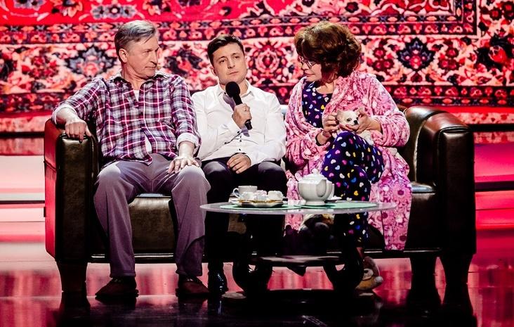 Телерейтинги: спецвыпуск «Дизель Шоу», новый сезон «Квартала», Свитолина и «Пес-4»