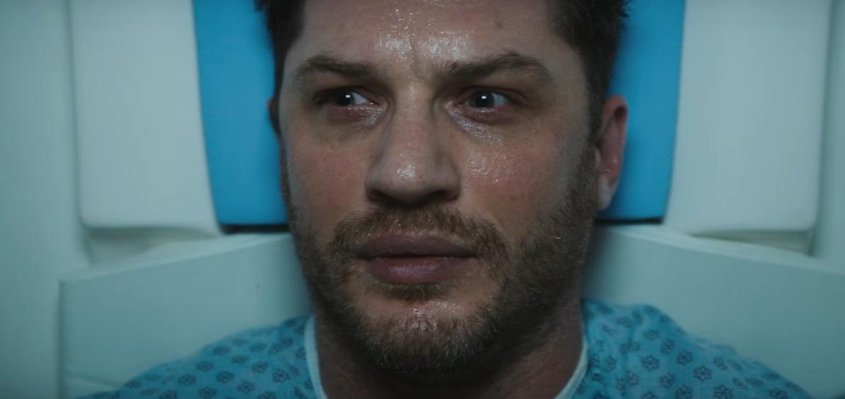 Том Харди превращается в чудовище в первом трейлере «Венома»