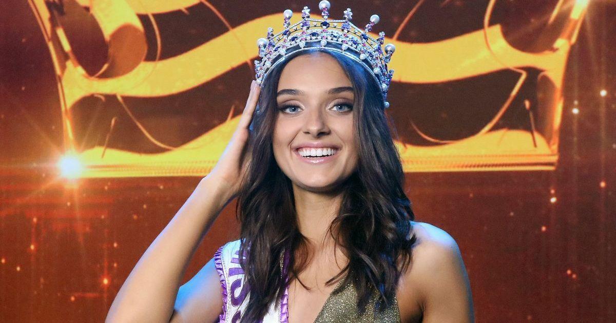 «Великовата она тебе»: победительницу «Мисс Украина 2018» лишили короны