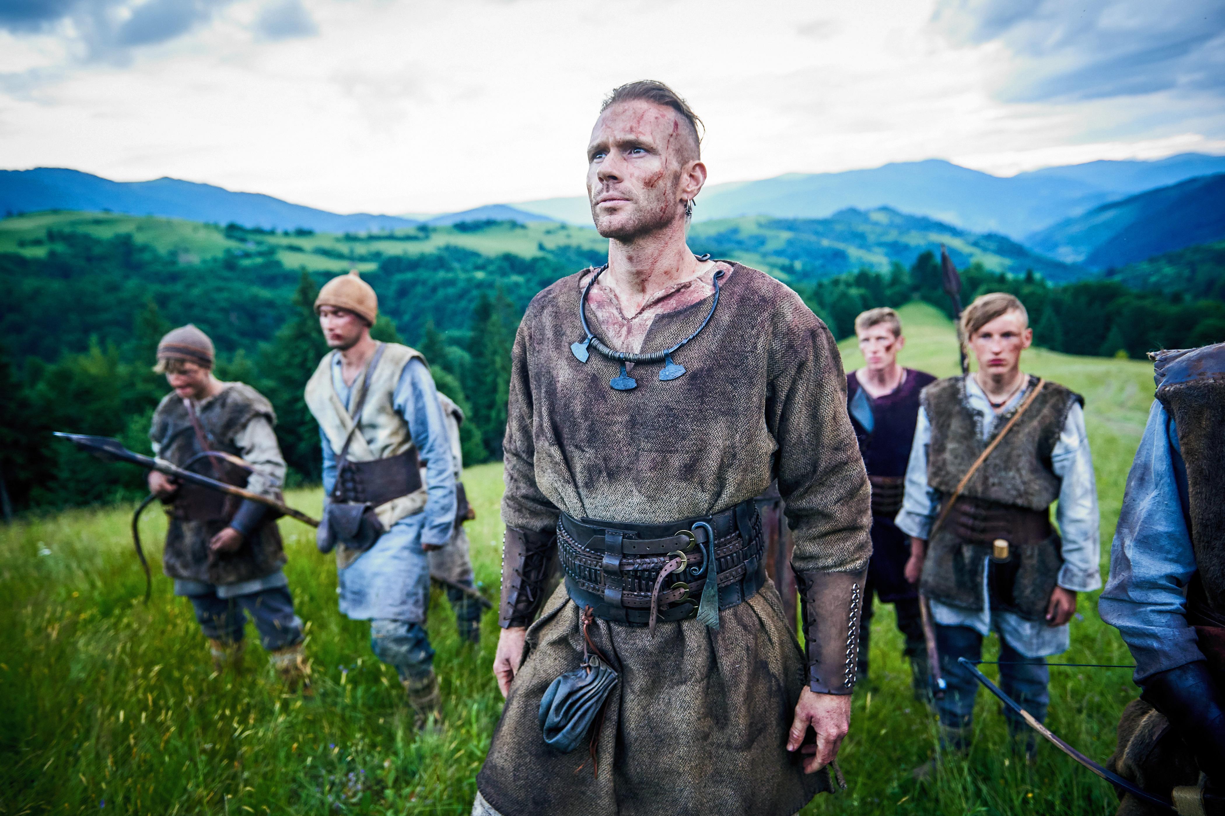 Карпатско-голливудский экшн «Захар Беркут» выйдет на экраны через год